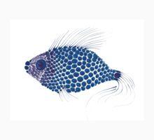 Blue Fish by MaryJaneBayliss