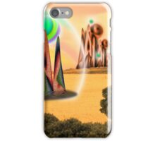 La Mancha Spine iPhone Case/Skin