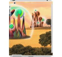 La Mancha Spine iPad Case/Skin