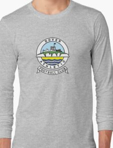 Dover Athletic Badge Long Sleeve T-Shirt