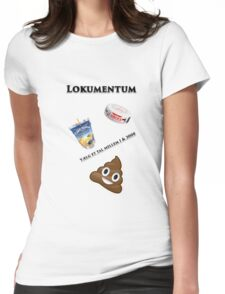 Lokumentum Womens Fitted T-Shirt