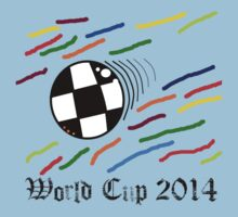 World Cup 2014 by Uncle McPaint