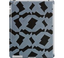 Abstract Tessellation iPad Case/Skin