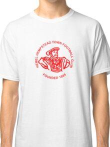 Hemel Hempstead Town Badge Classic T-Shirt