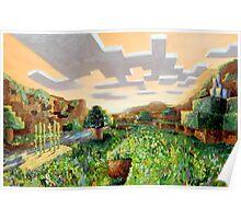 Block Paradise Poster