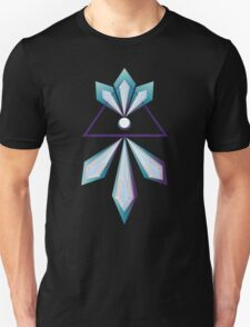 Crystal Clear Yoga Zen  Unisex T-Shirt