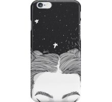 Space Buns iPhone Case/Skin
