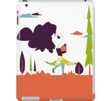 i go to u  iPad Case/Skin