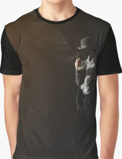 Cancer Man Graphic T-Shirt