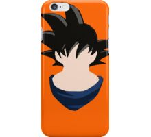 Goku Phone case iPhone Case/Skin