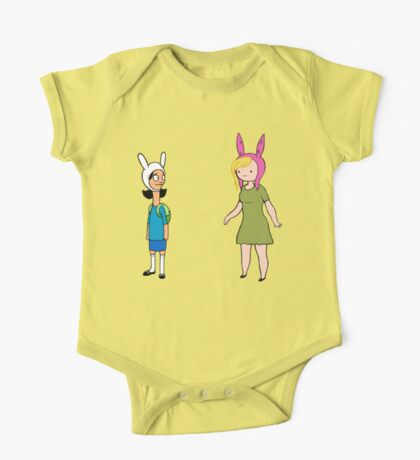 Fionna and Louise Crossover One Piece - Short Sleeve