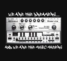 Roland 303 Machine Acid House by RudieSeventyOne