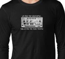 Roland 303 Machine Acid House Long Sleeve T-Shirt