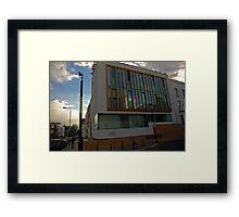 Basing Street Framed Print