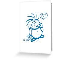 Cookies Kid. What Cookies? Greeting Card