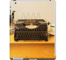 Writers Block iPad Case/Skin