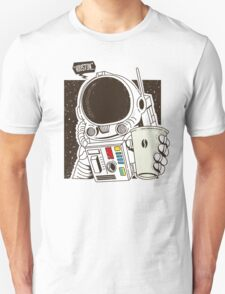 Houston... We have a Coffee!  Unisex T-Shirt