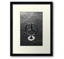 Merc Framed Print