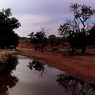 Lockier River at Mingenew by myraj