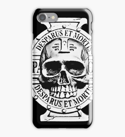 Wh40k Chaos Marines Skull no. 2 iPhone Case/Skin