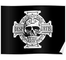 Wh40k Chaos Marines Skull no. 2 Poster