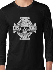 Wh40k Chaos Marines Skull no. 2 Long Sleeve T-Shirt