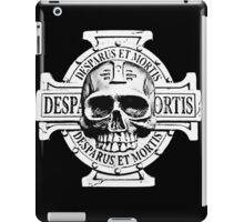 Warhammer 40k Chaos Marines Skull no. 2 iPad Case/Skin