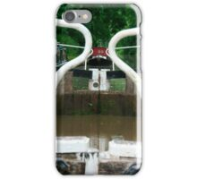 Barging through iPhone Case/Skin