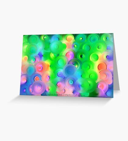 Vineyard Pastels Greeting Card