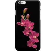 PINK ORCHIDS FOR JEAN iPhone Case/Skin
