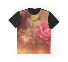 Fairy Tale Princess Rose Graphic T-Shirt