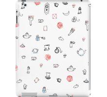 Alice Print iPad Case/Skin