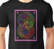 Speaker Beats! (Destructive interference)  Unisex T-Shirt