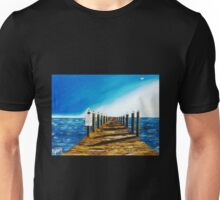 a long walk to the end Unisex T-Shirt