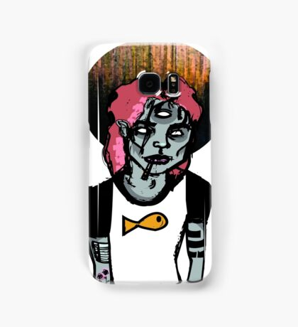Poetic Genius Without the Brain Samsung Galaxy Case/Skin