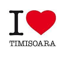 I ♥ TIMISOARA by eyesblau
