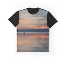 Surfer Rowing To Shore Graphic T-Shirt