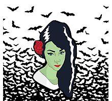 The Bride of Frankenstein Photographic Print