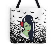 The Bride of Frankenstein Tote Bag