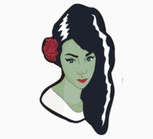 The Bride of Frankenstein by GypsyNova