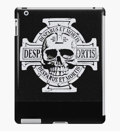 Wh40k Chaos Marines Skull no. 3 iPad Case/Skin