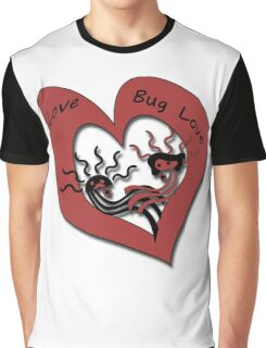Love Bug Love Graphic T-Shirt