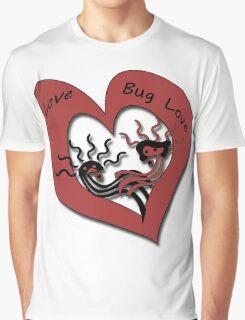 Love Bug Love Graphic T-Shirt