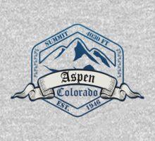 Aspen Ski Resort Colorado Baby Tee