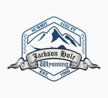 Jackson Hole Ski Resort Wyoming by CarbonClothing