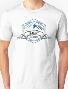 Jasper Ski Resort Alberta Unisex T-Shirt