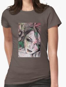 Cleopatra's Sling Womens Fitted T-Shirt