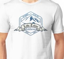 Lake Tahoe Ski Resort California Unisex T-Shirt