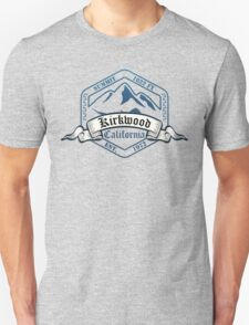 Kirkwood Ski Resort California T-Shirt