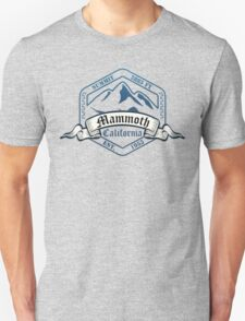 Mammoth Ski Resort California T-Shirt